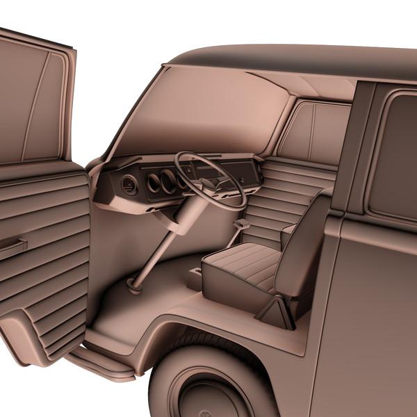 Turbo Microbus: Volkswagen Microbus