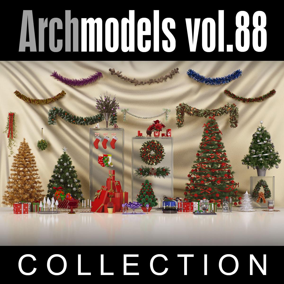 Archmodels vol  88 | Best Of 3d Models