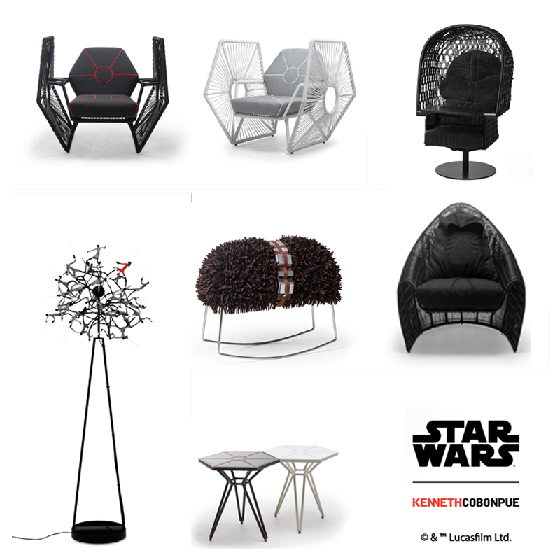 kenneth cobonpue star wars furniture