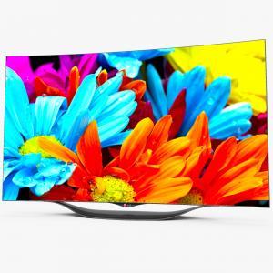3d models of  a smart tv