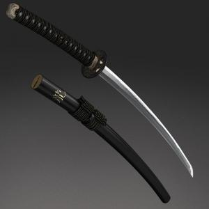 dai katana 3d model turbosquid