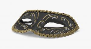 black festival mask 3d model turbosquid