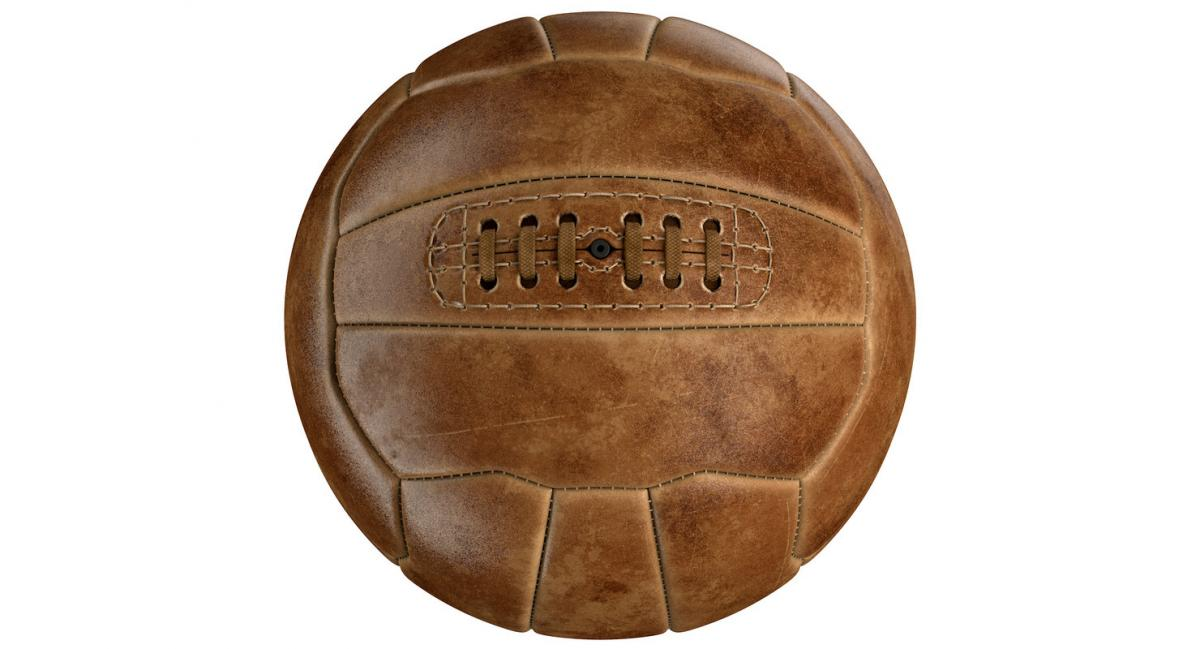 leather brown ball 3d model turbosquid