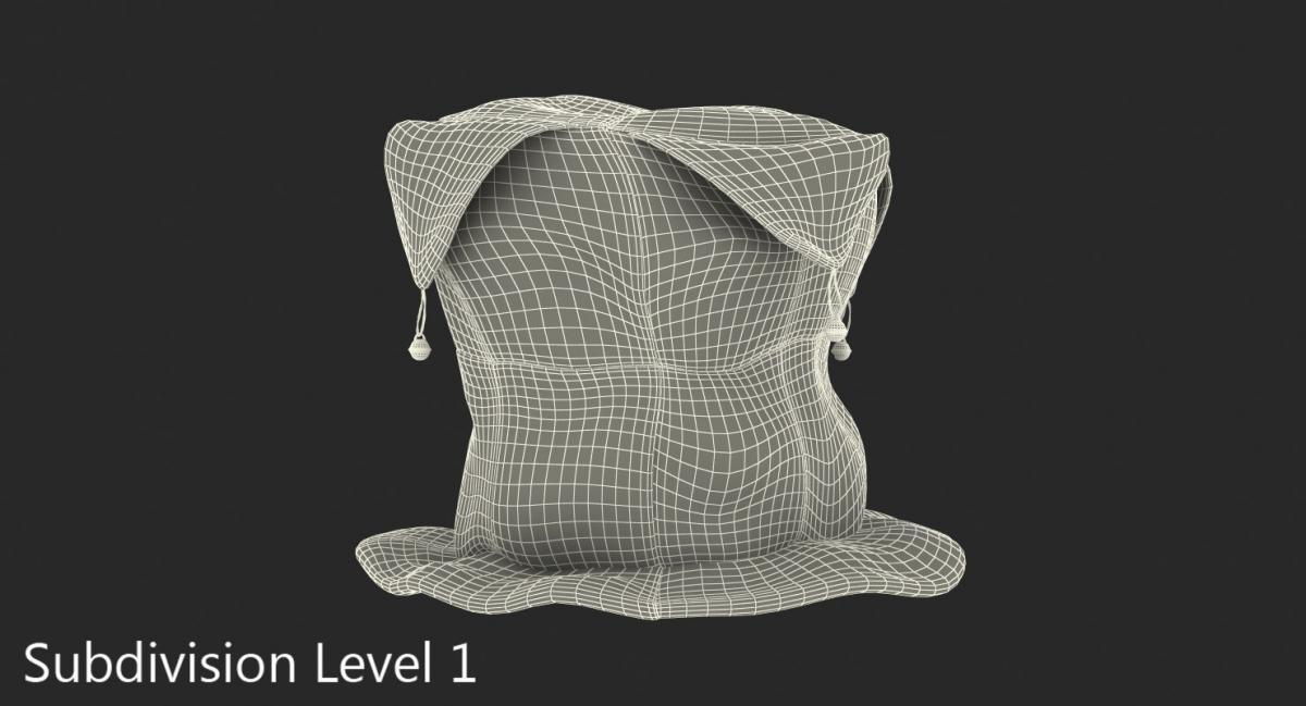 funny hat 3d model turbosquid