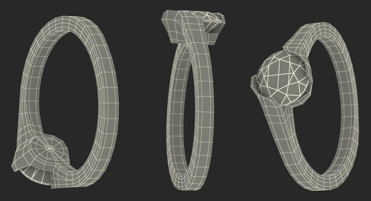 expensive gift for valentines day 3d model turbosquid