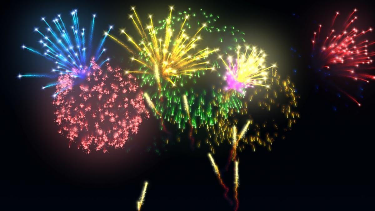 rocket explosion fireworks 3d model turbosquid