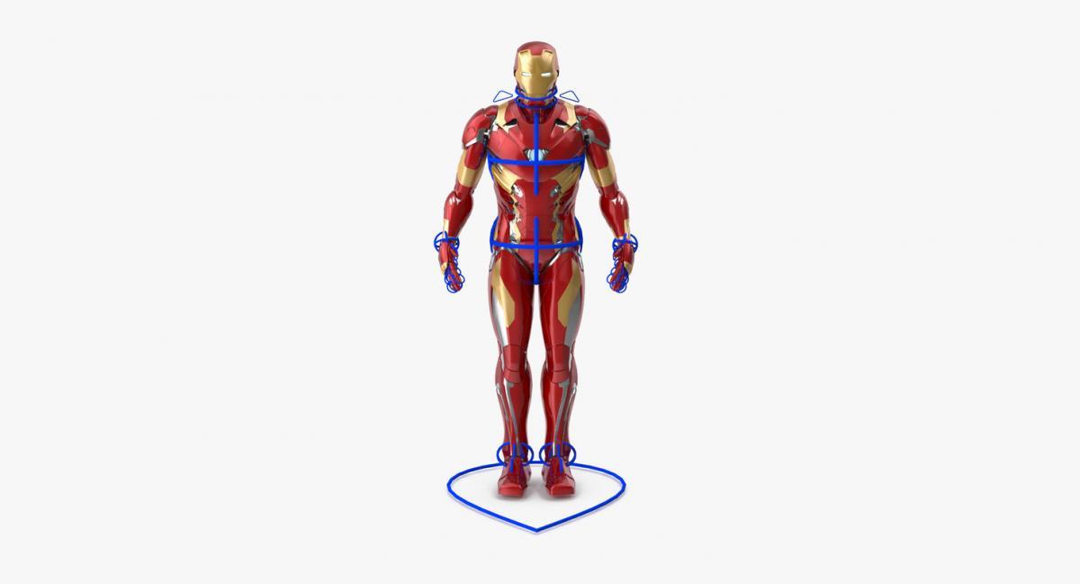 marvel comic character 3d model turbosquid
