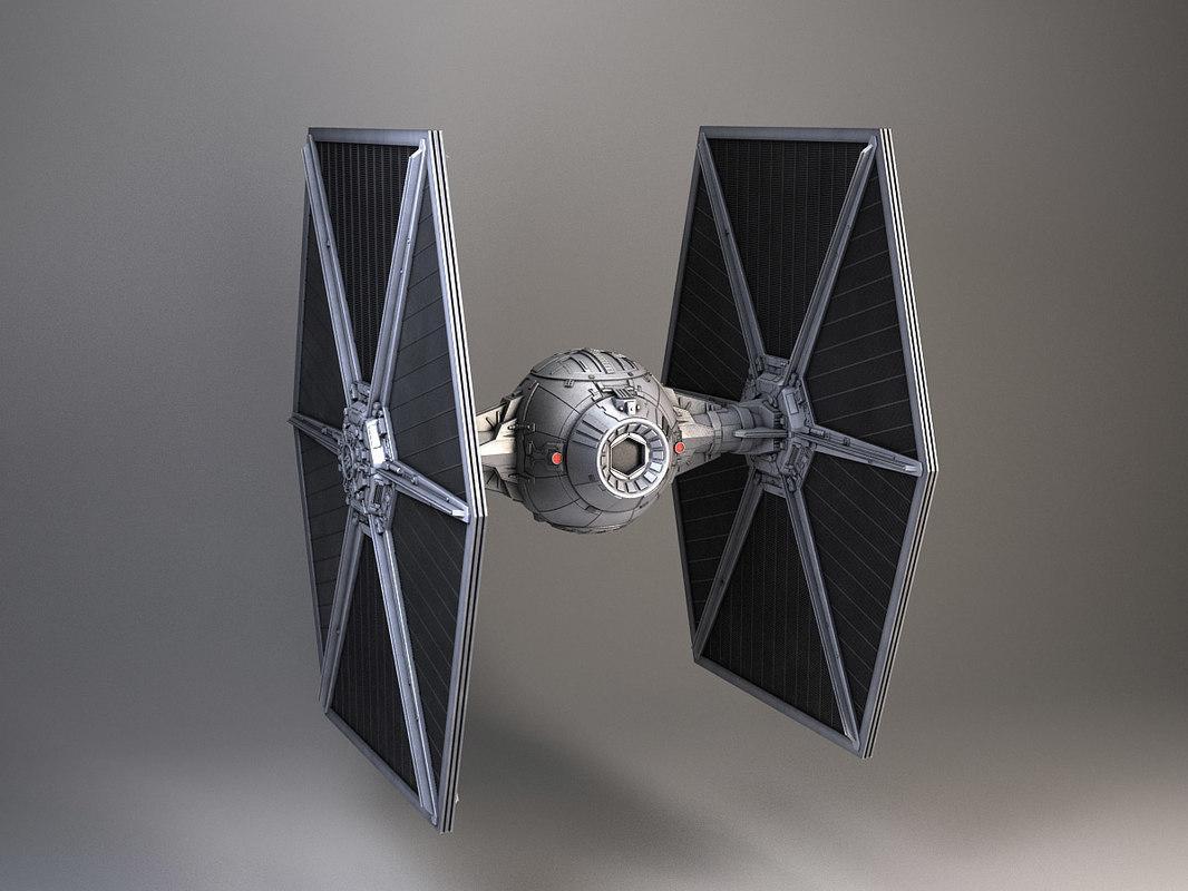 star wars spacecraft 3d model turbosquid