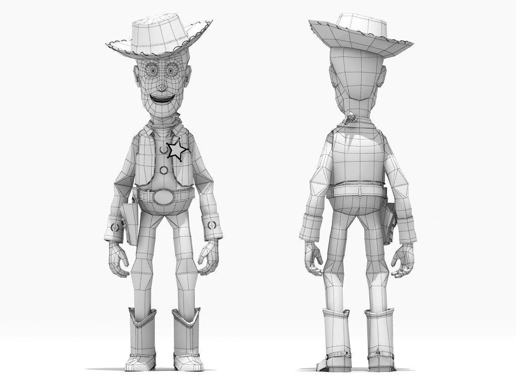 toy story 3d models 3dexport
