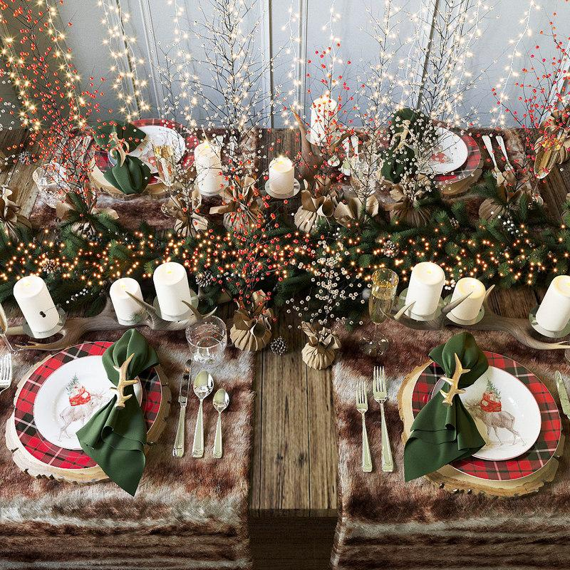 View The Full Image Christmas Tableware