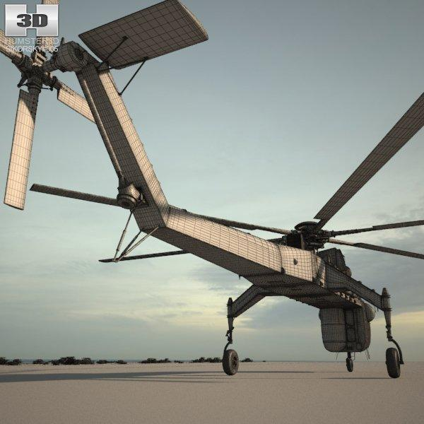 sky vehicle 3d model 3dexport