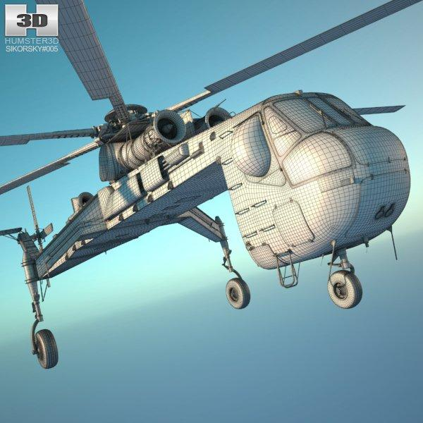 american aircraft 3d model 3dexport