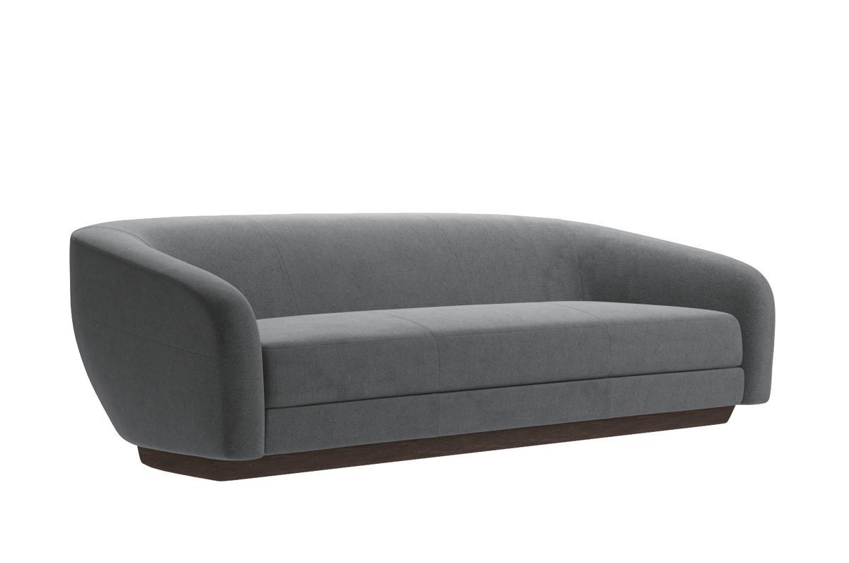 luxury sofa 3d model holly hunt