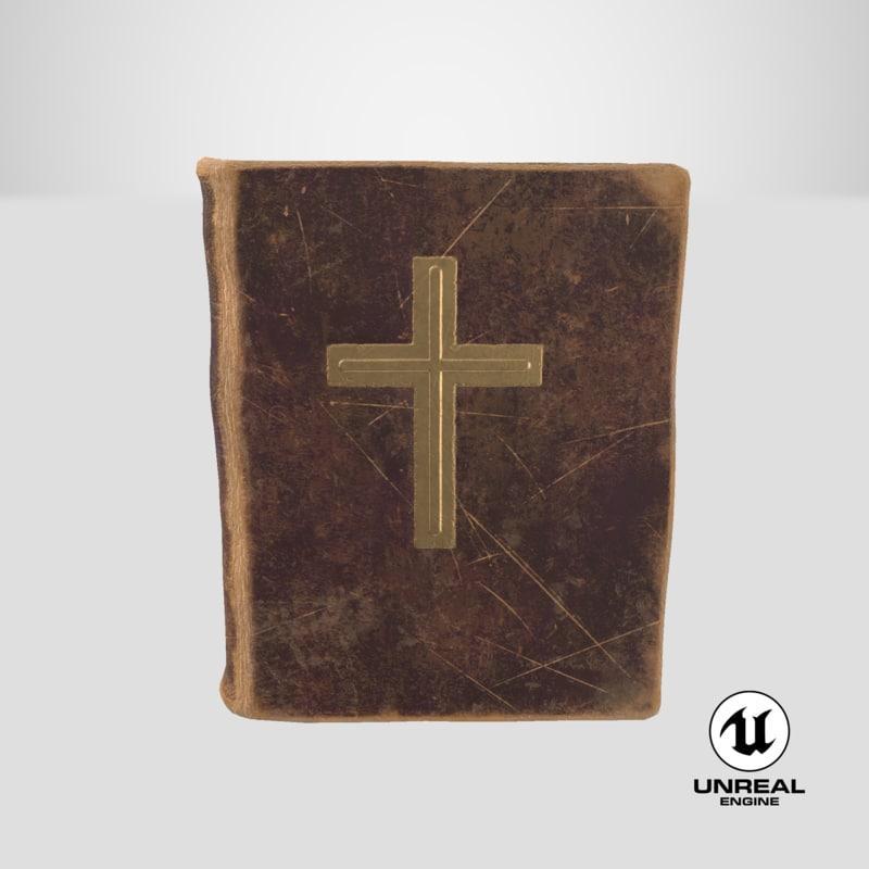 3d model unreal bible