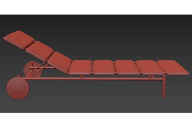 paola lenti furniture 3d models