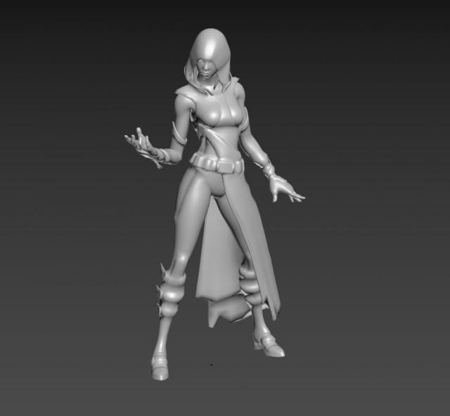 fortnite skins free 3d model