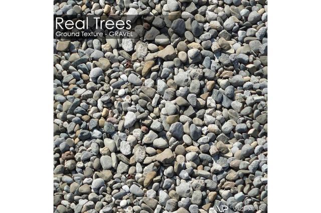 gravel ground texture 3d model vizpark