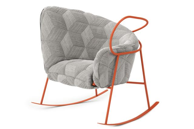 outdoor rocking chair 3d model garda furniture