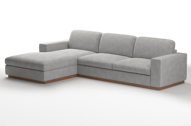 Rove Concepts Noah corner Sofa 3d model