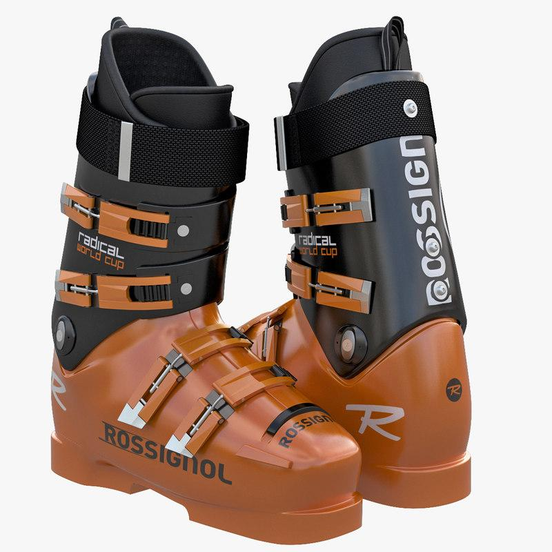 snowboard boots 3d model turbosquid