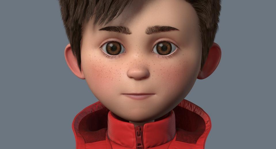 realistic human face 3d model turbosquid