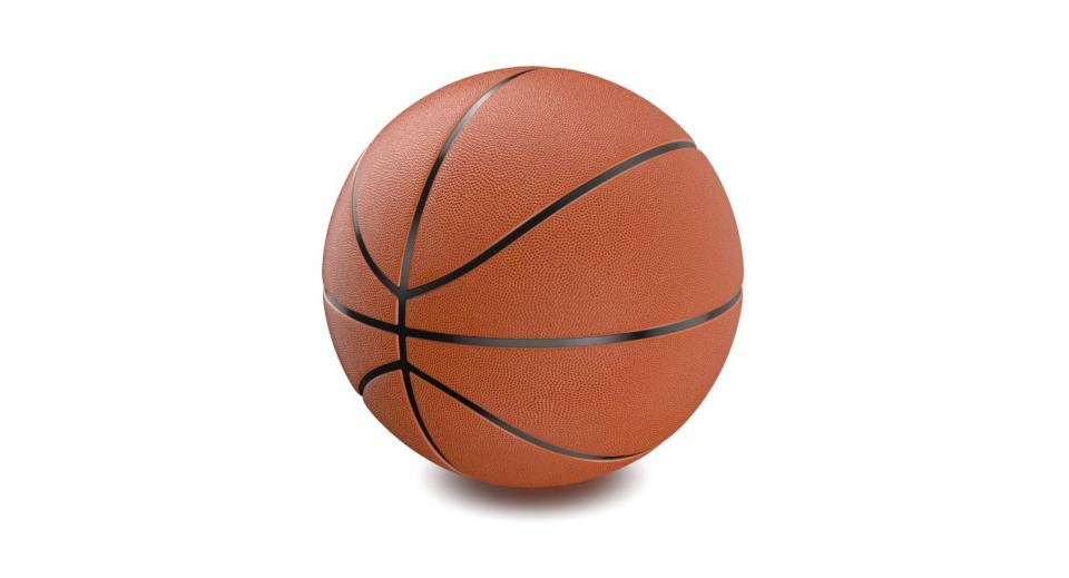 basketball 3d model turbosquid