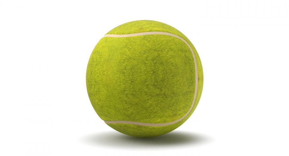 tennis ball 3d model turbosquid