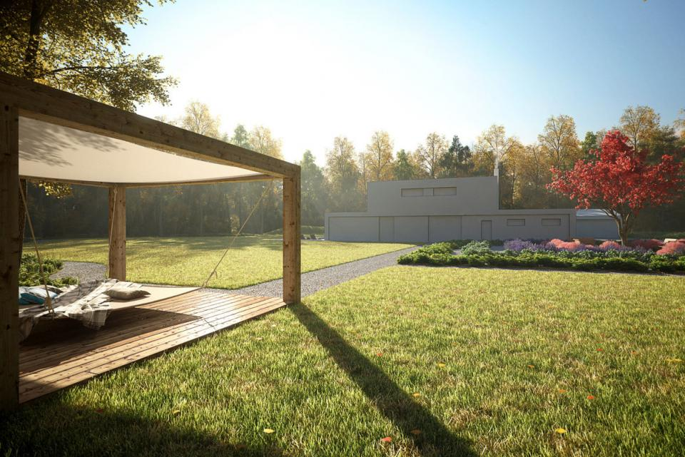 daylight exterior 3d model collection evermotion turbosquid