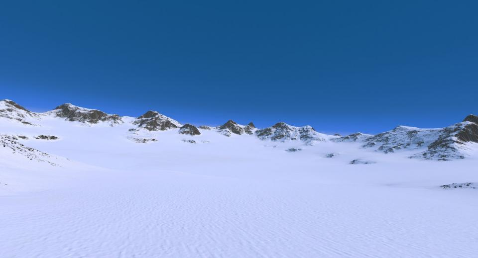 winter destination 3d model turbosquid
