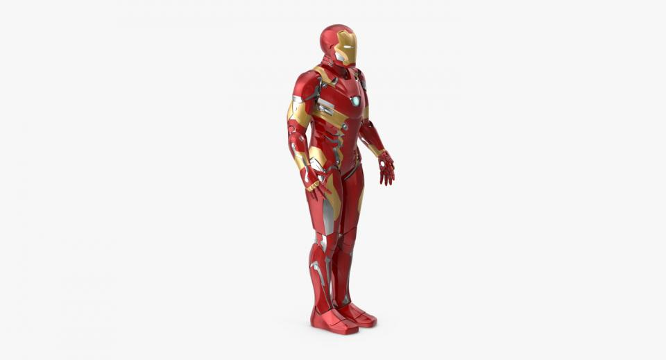 avengers 3d model turbosquid