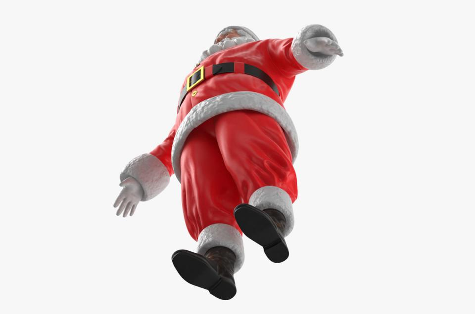 saint nick 3d model turbosquid