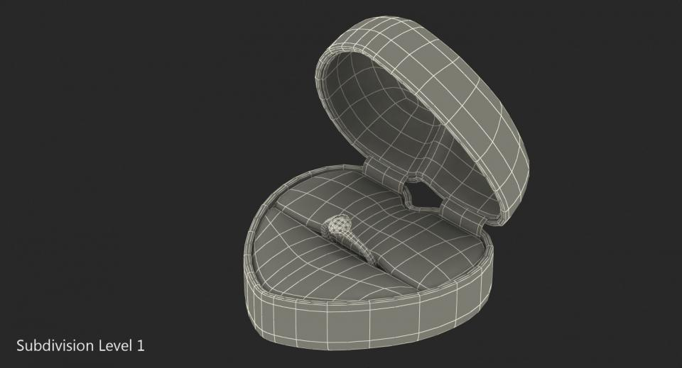 wedding ring 3d model turbosquid