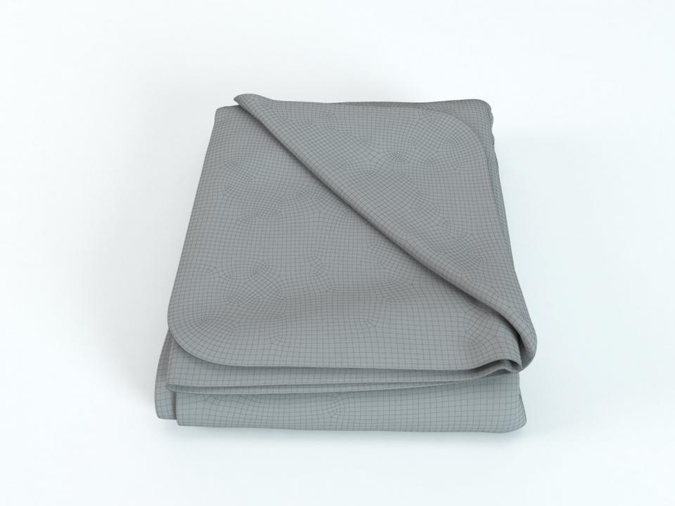 sofa accessories 3d model