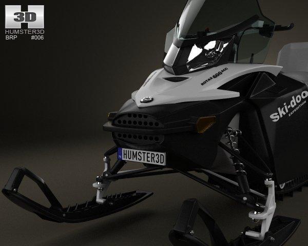 winter sports 3d model turbosquid