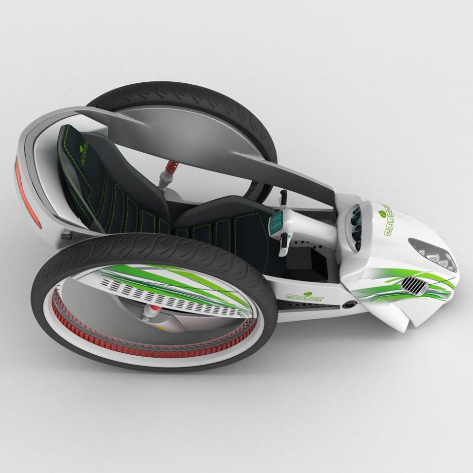 scifi mobility scooter 3d model 3dexport