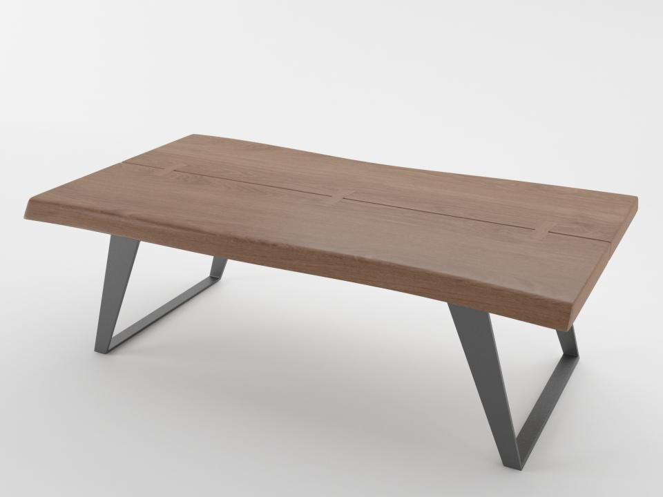 crate and barrel yukon table