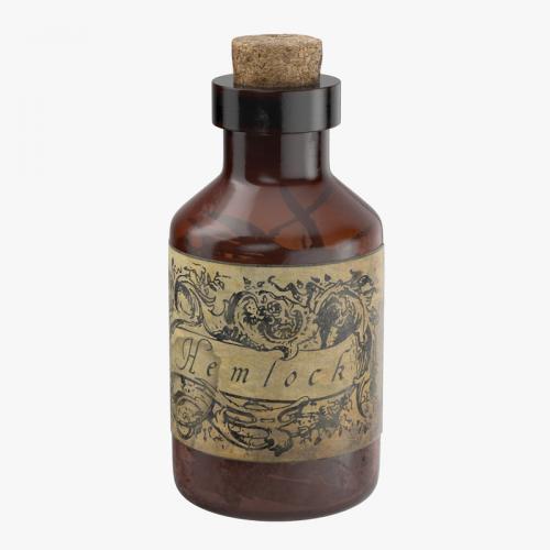 3d model potion