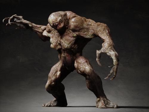 Abomination Creature 3d Model Best Of 3d Models