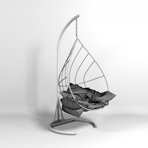 interior chair 3d model turbosquid