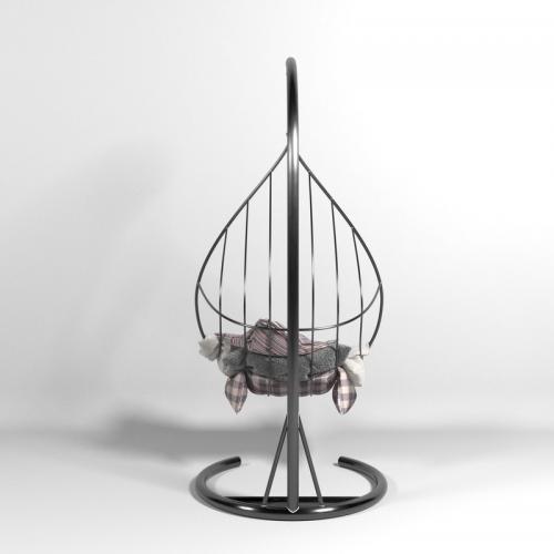 fabric chair 3d model turbosquid