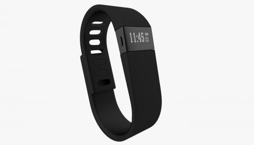 fitness tracker 3d model