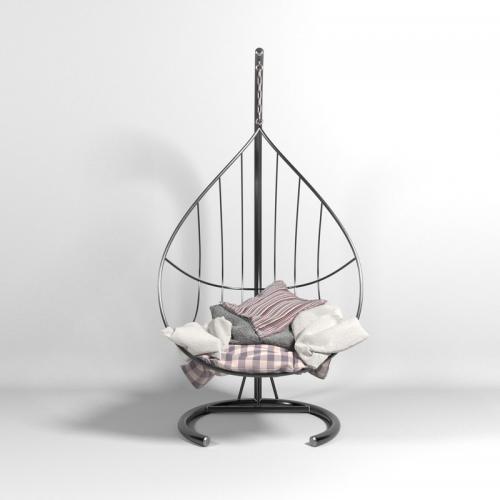 chair hammock 3d model turbosquid