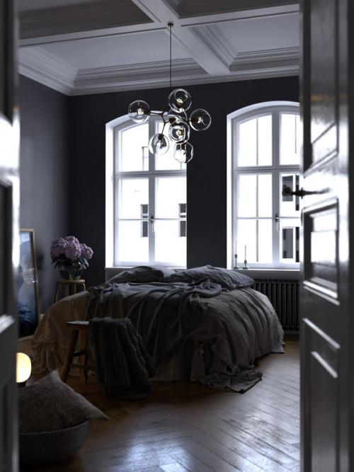 bedroom 3d model turbosquid