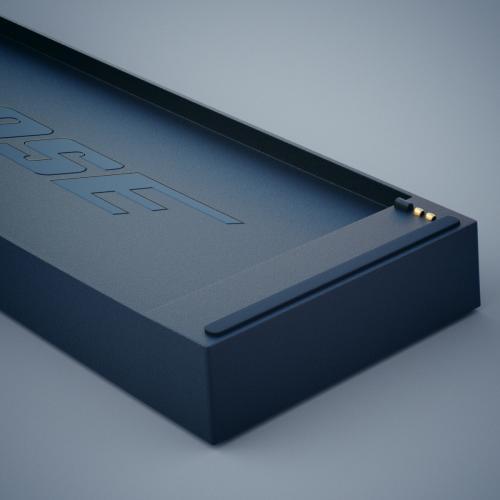 3d model of a bluetooth speaker